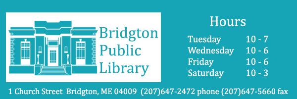 Bridgton Library