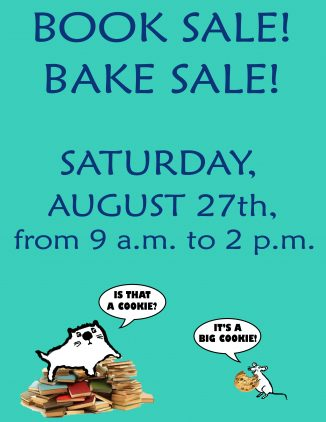 BookBakeSale