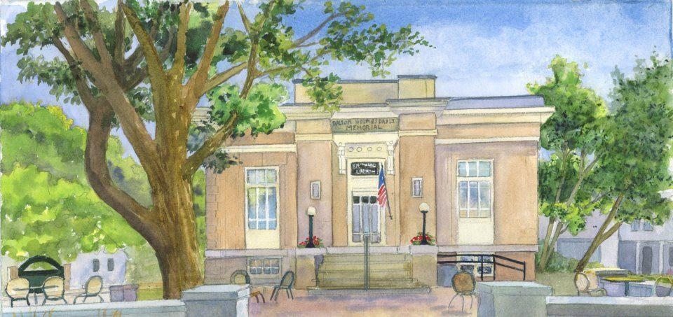 Bridgton Public Library